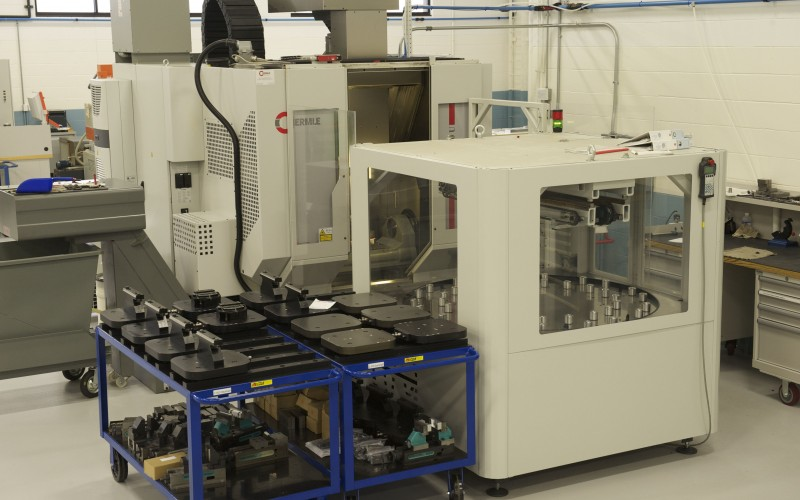 automated manufacturing equipment