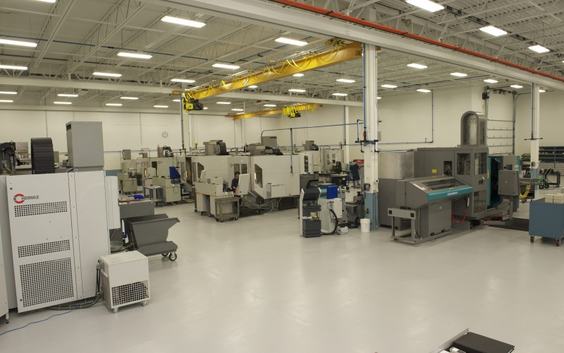 Marten Machining manufacturing facility
