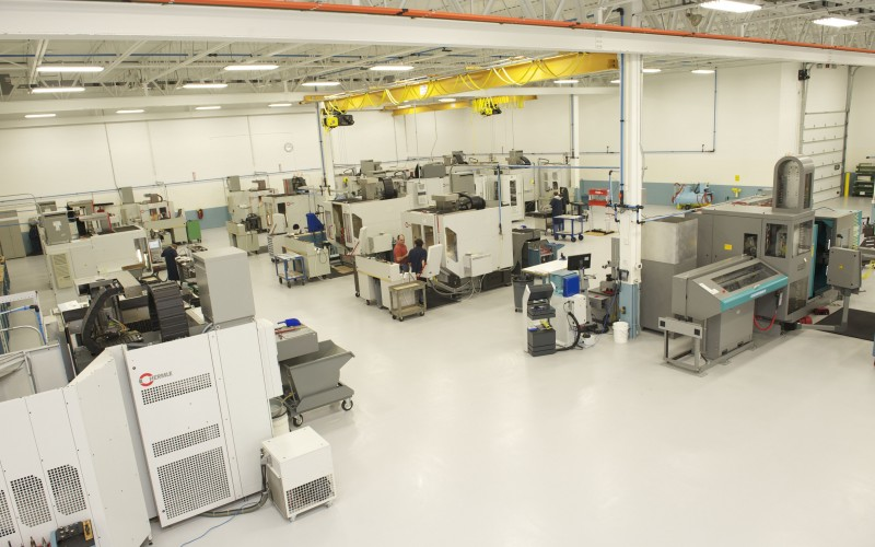 advanced manufacturing equipment