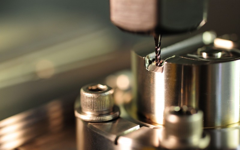 precision manufacturing capabilities