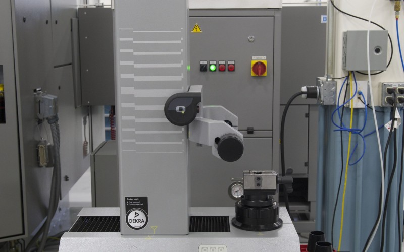 unattended machining centers